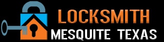 locksmith mesquite logo